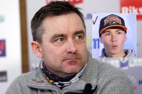MÅ IMPONERE: Phillip Sjøen må fortsette å imponere landslagsledelsen om han skal få være med til Klingenthal.