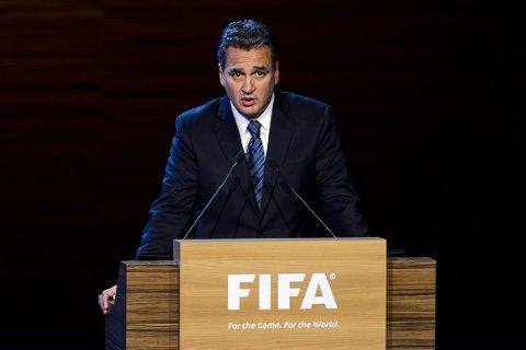 OMSTRIDT RAPPORT: Michael Garcia gransket FIFAs tildeling av VM-sluttspillene i 2018 og 2022 og har levert en omfattende rapport om funnene.