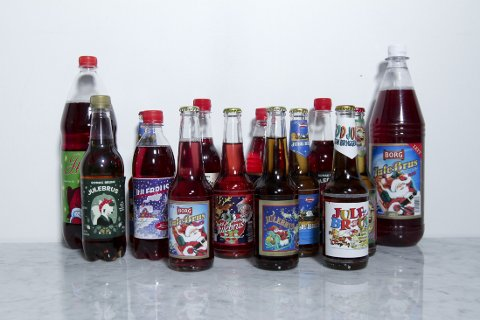 JULEBRUSTEST: Vi har smakt på 15 ulike julebrus.