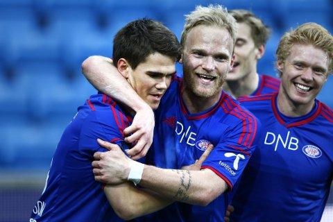 VIL BORT: Nicolai Høgh ønsker seg vekk fra Vålerenga.