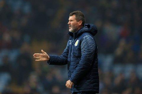 FERDIG: Roy keane slutter i Aston Villa.