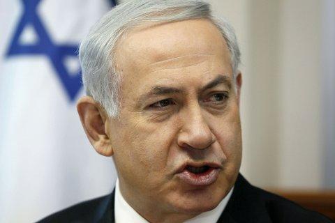 VIL HA NY REGJERING: Israels statsminister Benjamin Netanyahu oppløser nasjonalforsamlingen og ber velgerne på nytt si sin mening.