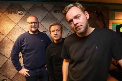 STEINAR SAGEN, Bjarte Tjostheim og Torer Sagen beklager at de spøkte med Downs.