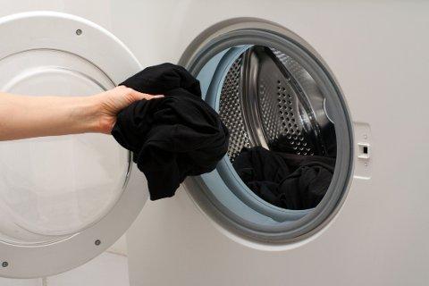 I VASKEMASKINEN: Når vasket du luer og votter sist?