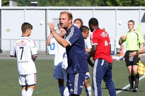Vålerengas rekruttrener, Aleksander Olsen, er en het kandidat til sportssjef-rollen på Wang i Fredrikstad. Arkivfoto