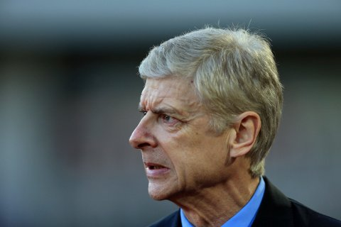 AVVISER OVERGANG: Arsenal-sjef Arsene Wenger.