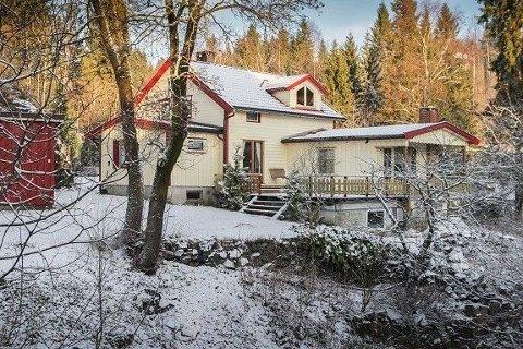 SØRBRÅTEN: 12000 visninger så langt for denne eiendommen på Sørbråten. Foto: Boligadvokatene