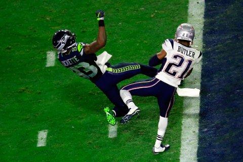 HELTEN: Malcolm Butler redder dagen for New England Patriots.