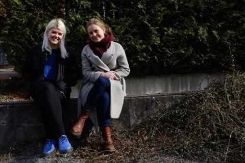 VIL OPPLYSE: På seks uker har Ellen Støkken Dahl (til venstre) og Nina Dølvik Brochmann rukket å skape en bloggsuksess med folkeopplysning om hverdagskroppen.