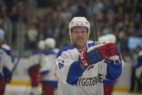 HERJER: Patrick Thoresen fortsetter å herje i russisk KHL.