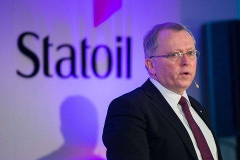 KUTTER KOSTNADER: Konsernsjef Eldar Sætre i Statoil har et eget program - Statoil Technical Efficiency Program - som skal gjøre Statoils operasjonelle virksomhet mer kostnadseffektivt. Nå er en ny runde med kutt på vei.