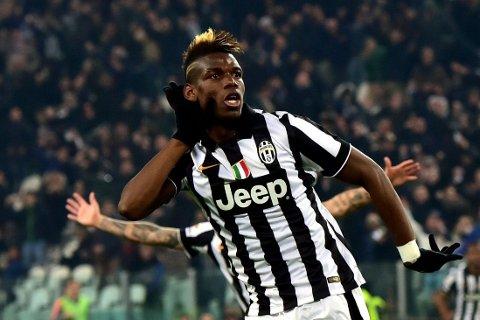 BLIR HAN? Paul Pogba og Juventus kan nå semifinalen i Champions League.