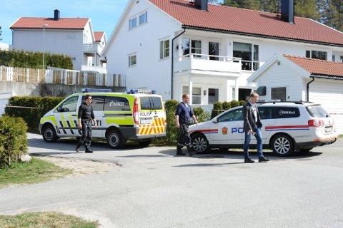 DRAP: Joakim Ophaug Røksland (19) ble drept i Mandal onsdag. Politiet pågrep antatt gjerninsmann kort tid etter, og han har erkjent å ha drept den jevnaldrende.