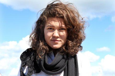 STORT HÅP: Fay Wildhagen er et av de store håpene for 2015. Hun skal spille på store festivaler som Roskilde, Øya og Slottsfjell i kjølvannet av maislippet av debutalbumet.