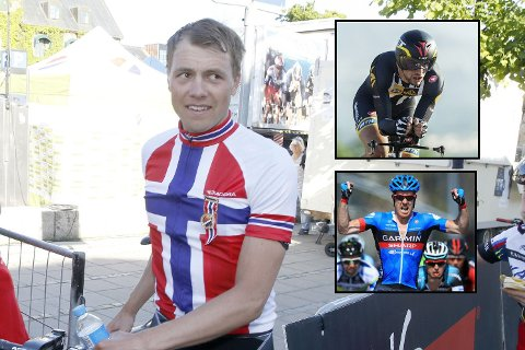 HJELPERE: Edvald Boasson Hagen vil få hjelp under Tour de France.