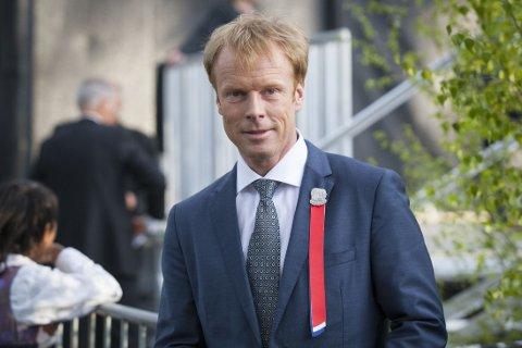 FIKK PRIS: Tidligere idrettshelt Bjørn Dæhlie.