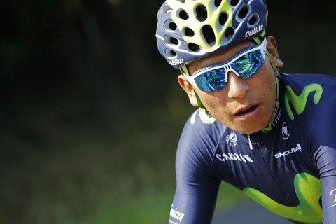 HARD OPPVEKST: Alt har ikke gått på skinner for Nairo Quintana i oppveksten. Kanskje er det derfor han nå gjør det så skarpt på sykkelsetet.