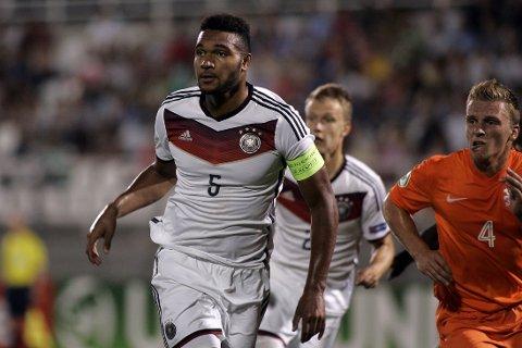 BYTTER KLUBB: Jonathan Tah skal på det nærmeste være klar for Bayer Leverkusen.