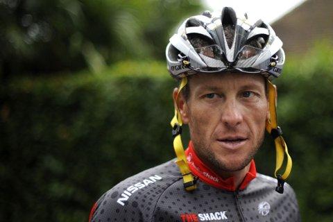 TILBAKE: Lance Armstrong skal sykle i Tour de France-løypa.