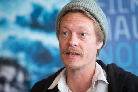 POLITIKKEN: Kristoffer Joner skal inn i bystyret i Stavanger for Arbeiderpartiet.