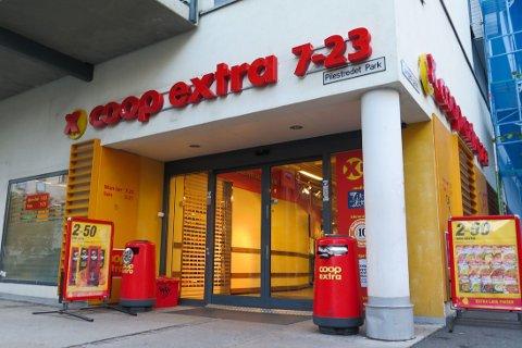 Neste uke åpnes mange nye Coop Extra-butikker.