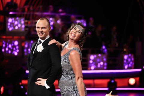 TILBAKE: Gro-Helen er tilbake i danseprogrammet. Foto: TV 2