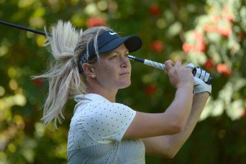 GOD AVSLUTNING: Suzann Pettersen avsluttet med to gode runder i LPGA-turneringen i Kuala Lumpur.