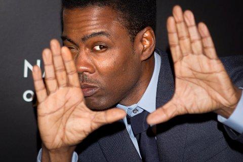 OSCAR: Chris Rock skal lede de største kjendisene gjennom den største filmfesten.