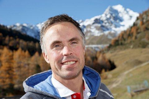 FORNØYD: Vidar Løfshus er glad man har fått til en avtale med Petter Northug.