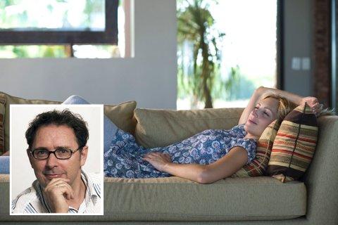 FLERE KVINNER må bli flinkere til å ta seg tid til å slappe av, mener eksperter.