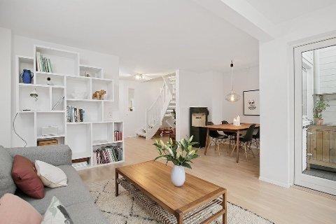 Maria Skappel kaller hjemmet på Ekeberg et hus akkurat slik hun har drømt om. Likevel selger de.
