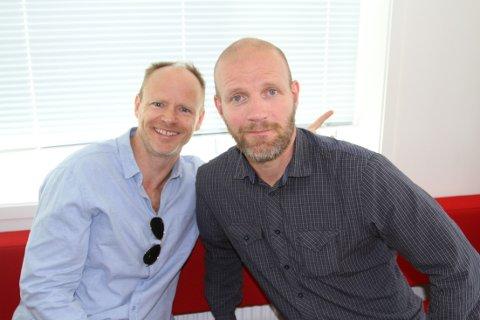 Harald Eia er blitt diskutert i sosiale medier denne uka, etter sin ytring «Menn som elsker menn». Bård Tufte Johansen skriver tekst om uka hans som medierådgiver.