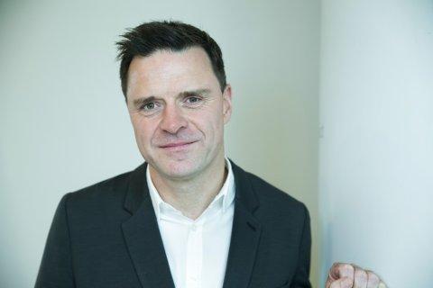 SJEFREDAKTØR: Espen Egil Hansen i Aftenposten tar selvkritikk for bakgrunnssjekken de gjorde før leserne skulle kåre Årets Osloborger.