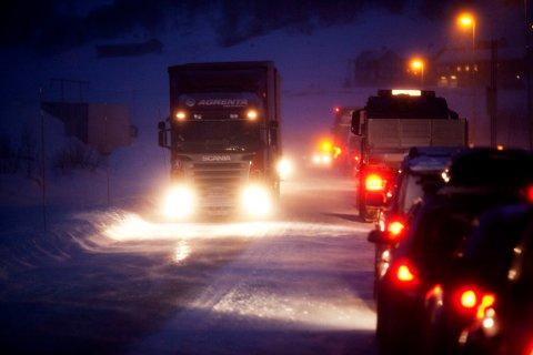 Påsketurister som skal hjem, bør reise før mandag ettermiddag, advarer Meteorologisk institutt.
