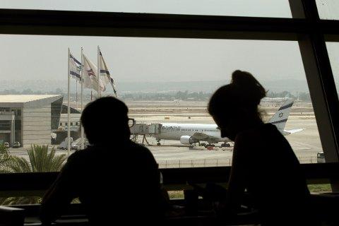 Nå saksøker den pensjonerte advokaten Renee Rabinowitz det israelske flyselskapet El Al for kjønnsdiskriminering. Illustrasjonsbilde.