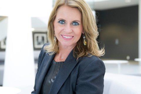 Sjefredaktør i Se og Hør, Ellen Arnstad, sliter med å holde salgstallene oppe.