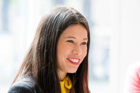 Miljøbyråd i Oslo, Lan Marie Nguyen Berg (MDG), er stolt over Oslopakke 3.