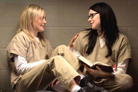 GJENFORENT IGJEN: Piper og Alex er igjen sammen, så får vi se hvordan det hele går videre.