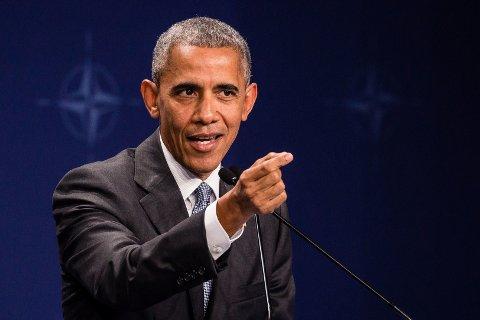 ANNERLEDES: – Våre militæroperasjoner i Irak og Afghanistan i dag er grunnleggende annerledes enn krigene vi var involvert i da jeg startet min presidentperiode, sa USAs president Barack Obama under Nato-toppmøtet lørdag.