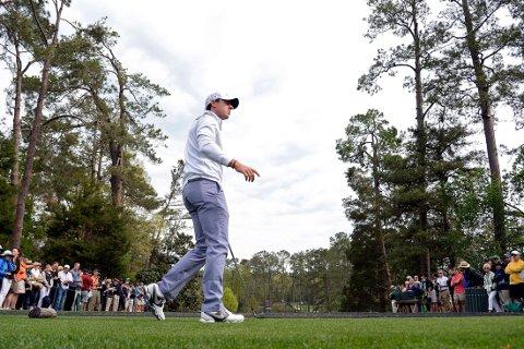 NEI: Rory McIlroy er én av 17 golfere som ikke ønsker å spille i OL.