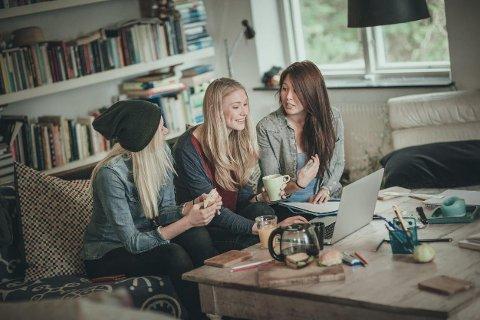 Norsk studentorganisasjon (NSO) vil ha flere studentboliger og økt studiestøtte.