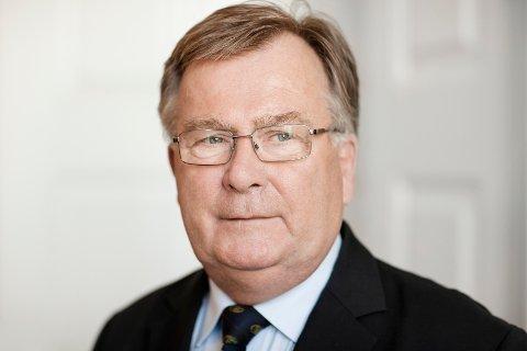 Danmarks forsvarsminister, Claus Hjort Frederiksen.