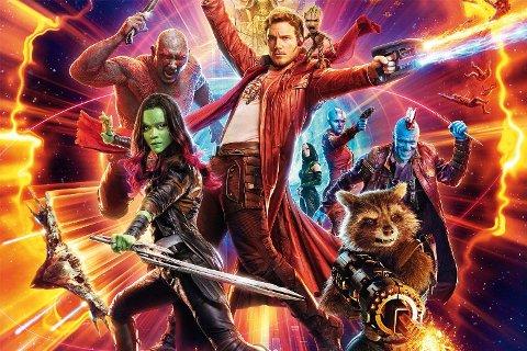 Dette er noen av karakterene vi får møte i Guardians of the Galaxy Vol 2.