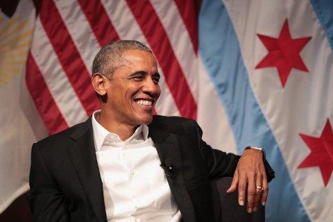KRITISERES: Barack Obama kritiseres for honoraret han mottar for en tale i september.