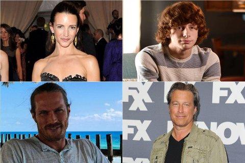 Kristin Davis, Joseph Pupo, Jason Lewis og John Corbett hadde viktige roller i Sex og singelliv.