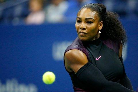 MAMMA: Tennisstjernen Serena William er blitt mor til en jente.