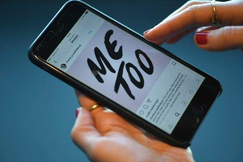 """Syv av ti kvinner i aldersgruppen 25–30 har blitt sextrakassert, viser ny måling utført for Dagbladet. Illustrasjonsfoto: """"Metoo-kampanjen."""