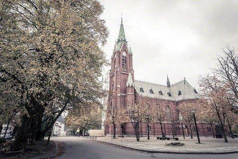 Illustrasjonsfoto: Johanneskirken i Bergen.