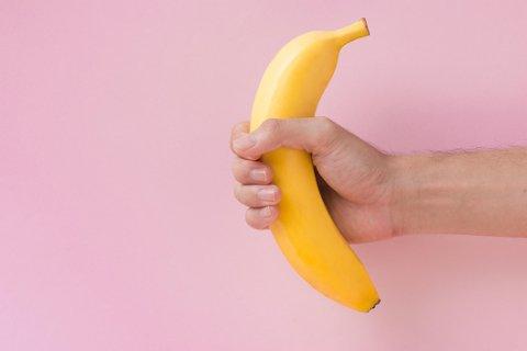 Forskere har utviklet en banan med spiselig skall. Illustrasjonsfoto.