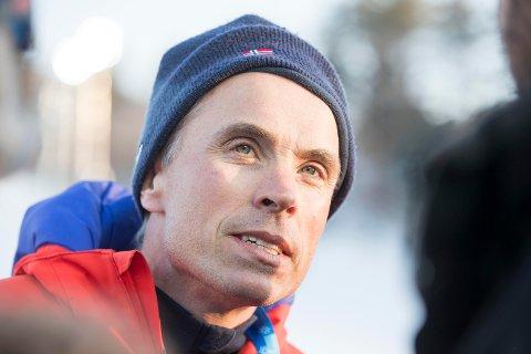 KRITISK: Landslagssjef Vidar Løfshus.